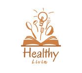 Healthy Livin Logo - Entry #239