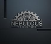 Nebulous Woodworking Logo - Entry #70