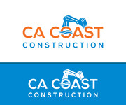 CA Coast Construction Logo - Entry #119