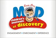 santa cruz children's museum of discovery  MOD Logo - Entry #17