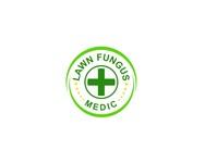 Lawn Fungus Medic Logo - Entry #79
