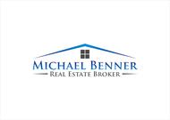 Michael Benner, Real Estate Broker Logo - Entry #119