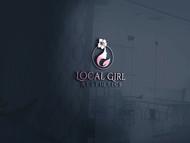 Local Girl Aesthetics Logo - Entry #152