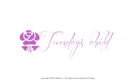 Tuesday's Child Logo - Entry #79