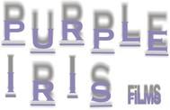Purple Iris Films Logo - Entry #41