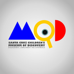 santa cruz children's museum of discovery  MOD Logo - Entry #4
