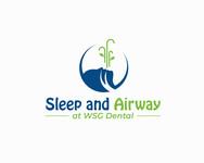 Sleep and Airway at WSG Dental Logo - Entry #616