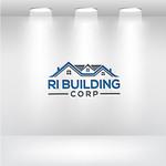 RI Building Corp Logo - Entry #375