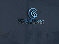 Greasepaint Youtheatre Logo - Entry #81