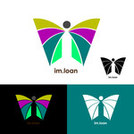 im.loan Logo - Entry #1120