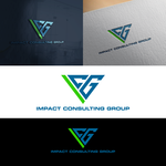 Impact Consulting Group Logo - Entry #311