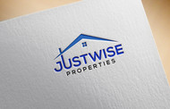Justwise Properties Logo - Entry #306