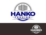 Hanko Fencing Logo - Entry #259