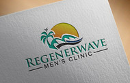 Regenerwave Men's Clinic Logo - Entry #22
