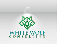 White Wolf Consulting (optional LLC) Logo - Entry #465