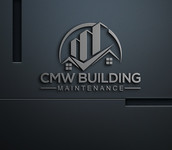 CMW Building Maintenance Logo - Entry #80