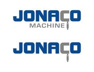 Jonaco or Jonaco Machine Logo - Entry #112