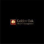 Golden Oak Wealth Management Logo - Entry #210