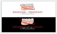 Jergensen and Waddoups Orthodontics Logo - Entry #53