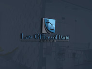 Law Offices of David R. Monarch Logo - Entry #202