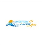 Motion AutoSpa Logo - Entry #182