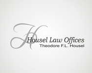 Housel Law Offices  : Theodore F.L. Housel Logo - Entry #14