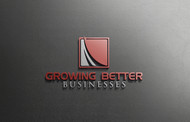 Growing Better Businesses Logo - Entry #48