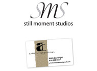 Still Moment Studios Logo needed - Entry #40
