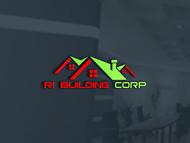 RI Building Corp Logo - Entry #13