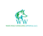White Wolf Consulting (optional LLC) Logo - Entry #31