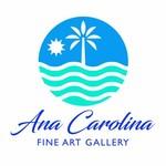 Ana Carolina Fine Art Gallery Logo - Entry #119