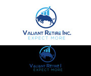 Valiant Retire Inc. Logo - Entry #135