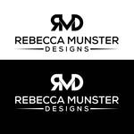 Rebecca Munster Designs (RMD) Logo - Entry #220
