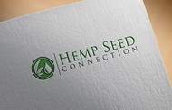 Hemp Seed Connection (HSC) Logo - Entry #133