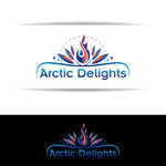 Arctic Delights Logo - Entry #23