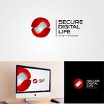 Secure. Digital. Life Logo - Entry #70