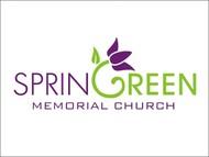 Spring Green Memorial Church Logo - Entry #40