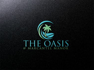 The Oasis @ Marcantel Manor Logo - Entry #96