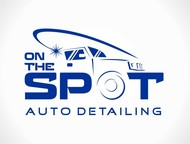 On the Spot Auto Detailing Logo - Entry #5