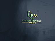 Lawn Fungus Medic Logo - Entry #9