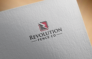 Revolution Fence Co. Logo - Entry #385