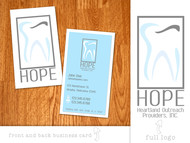 Dental Services Logo & Business Card - Entry #7