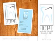 Dental Services Logo & Business Card - Entry #7