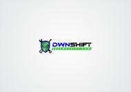 DwnShift  Logo - Entry #36