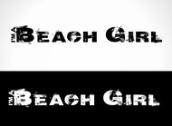 I'm a Beach Girl Logo - Entry #7