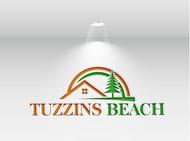 Tuzzins Beach Logo - Entry #21
