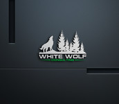 White Wolf Consulting (optional LLC) Logo - Entry #274
