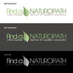 Find A Naturopath Logo - Entry #8