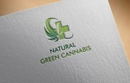 Natural Green Cannabis Logo - Entry #129