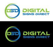 Digital Signs Direct Logo - Entry #16